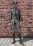 FO76 Police Uniform with Hat