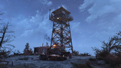 FO76 South Mountain lookout