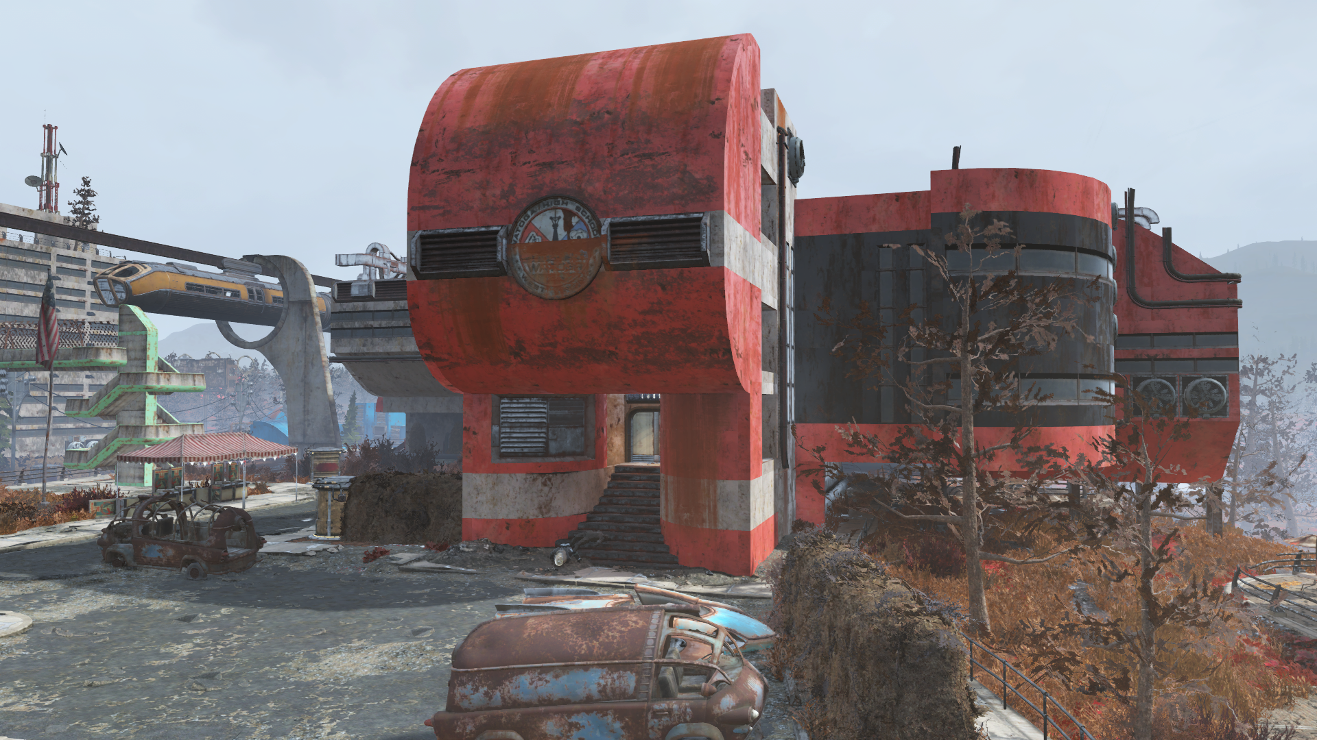 fallout 76 monster mash