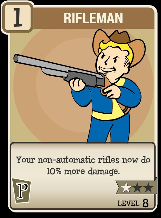 Rifleman | Fallout Wiki | FANDOM powered by Wikia