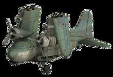Transport plane 01