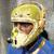 FO4 Жёлтый лётный шлем