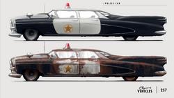 FO4 Concept Police car