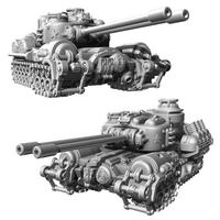Fallout-wasteland-warfare-terrain-expansion-tank-stl-fallout-wasteland-warfare-modiphius-entertainment-107053