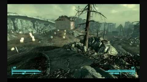 Fallout 3 Bobblehead -Luck-