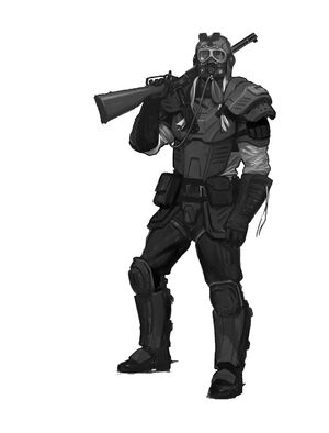 NCR Ranger concept