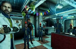 FO3 Happy Birthday