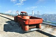 FO4 Pick r up truck