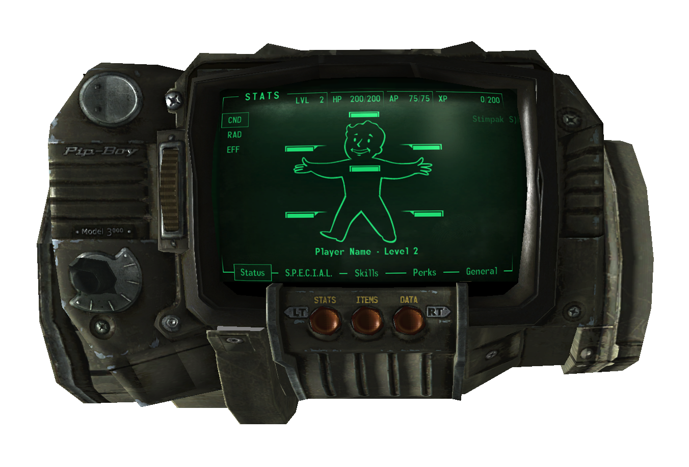 Game boy color list - Pip Boy 3000