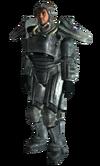 Prototype Medic Power Armor