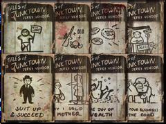 Tales of JJV collage