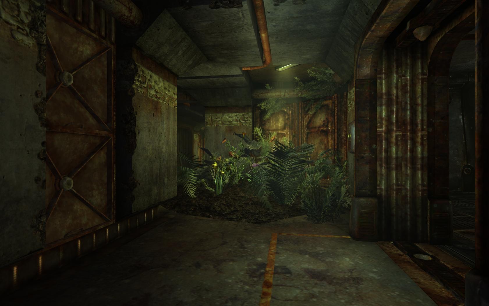 Vault 22 interior