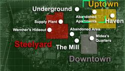 Abandoned Apartments loc