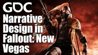 Choice Architecture, Player Expression, and Narrative Design in Fallout New Vegas