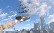 FO4 Last Voyage of the U.S.S
