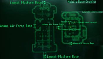 Fallout  Presidential Metro Car
