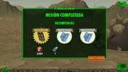 FoS P-Ascua se acerca completado