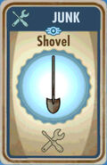 FoS Shovel Card