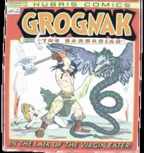 Groknak the barbarian