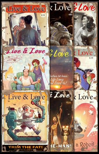 Live & Love Magazine