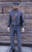 Postman Uniform