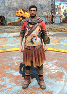 Scavenger's Nuka-Cola outfit male