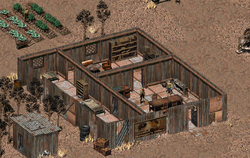 FO2 Managers office roofless