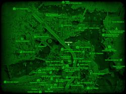 FO4 Квартира (карта мира)