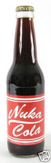 Real Nuka-Cola Bottle