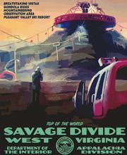 Savage Divide DOI poster