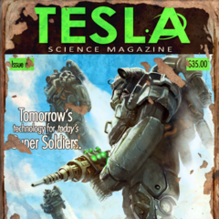 #4 Tomorrow's technology for today's Super Soldiers (Blast Off To Adventure!)