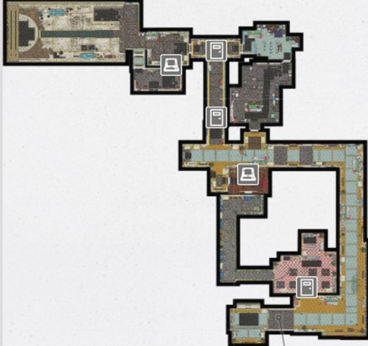 Vault 76 map1