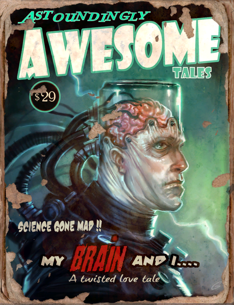 Awesome Tales My Brain