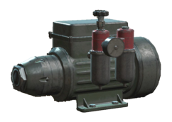 FO4FH Pump Regulator