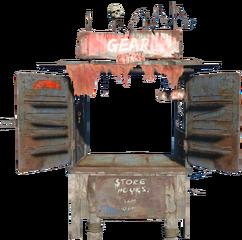FO4NW Gear Dealer