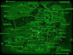 FO4 Бостон-Коммон (карта мира)