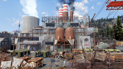FO76 Monongah power plant 1