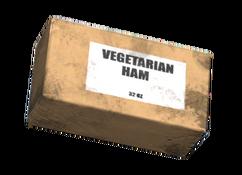 FO76 Vegetarian ham