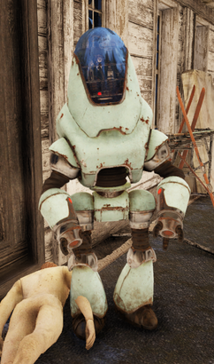 FO76 vendor bot resin