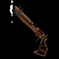 FoS pipe pistol