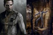 Sole Survivor vault suit concept art