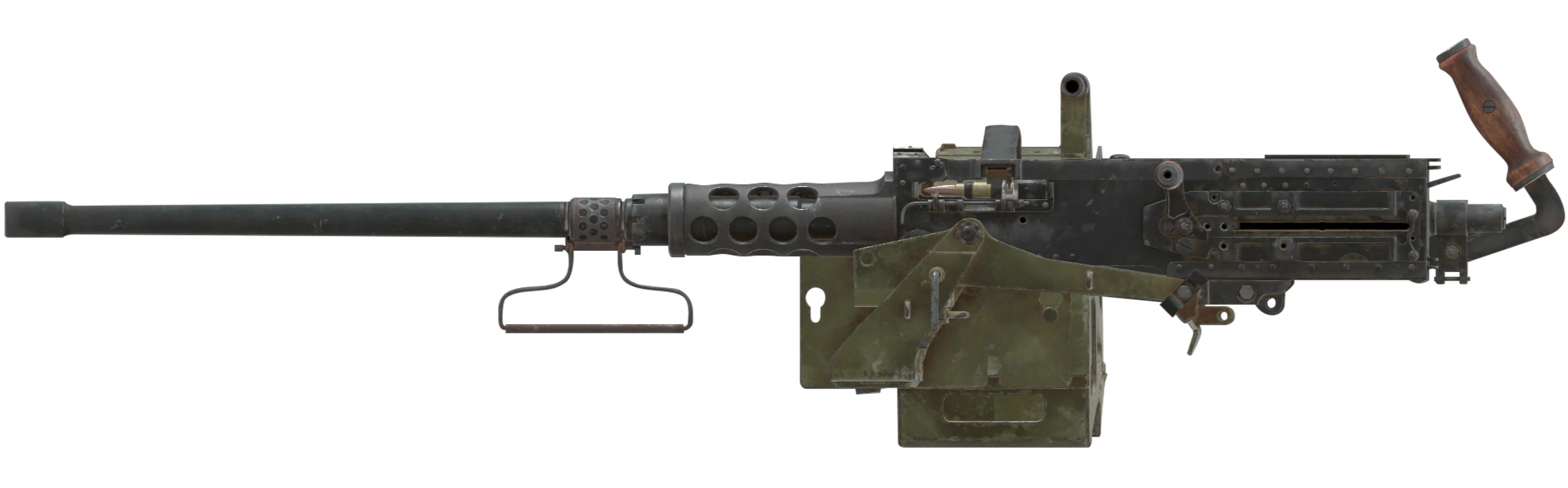 50 cal machine gun | Fallout Wiki | FANDOM powered by Wikia