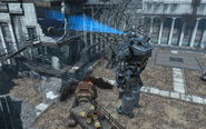 FO4 Liberty Prime scans