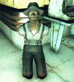 FO76WL Settler colonist