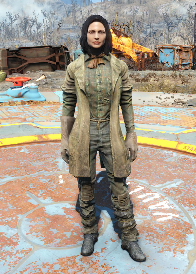 Image - Fo4Farmhand Clothes.png | Fallout Wiki | FANDOM powered by ...