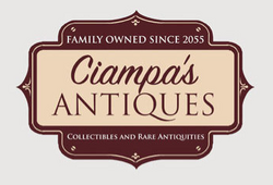 Fo4 Art Ciampa's Antiques sign