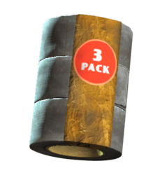 Fo4 pack of duct tape