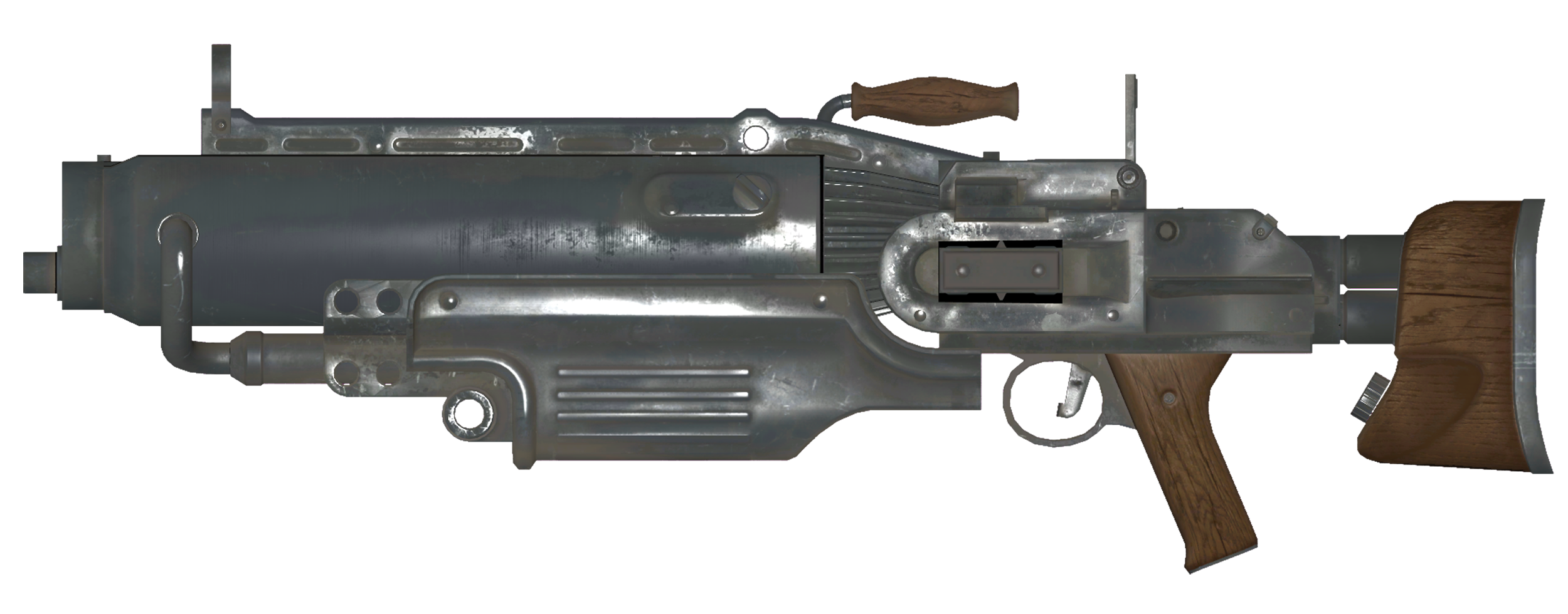 Special T Si >> Assault rifle (Fallout 4) | Fallout Wiki | FANDOM powered by Wikia