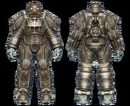 CC Hellfire power armor Railroad