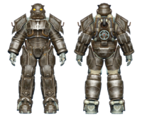 CC Hellfire power armor Railroad